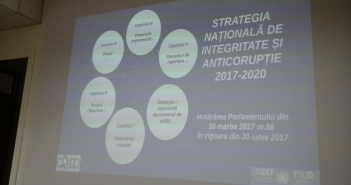 Monitoring the Integrity  and Anti-Corruption Strategy in the middle term